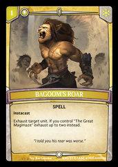 Bagooms Roar