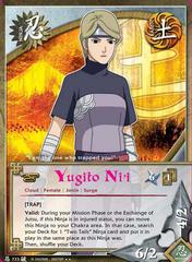 Yugito Nii - N-733 - Rare - 1st Edition - Foil