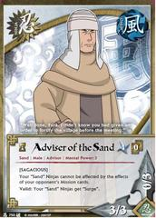 Adviser of the Sand - N-750 - Common - 1st Edition - Foil