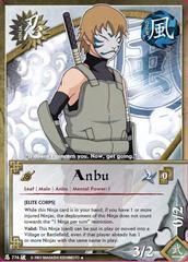 Anbu - N-776 - Uncommon - 1st Edition - Foil