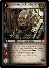 Half-troll of Far Harad - 14R12