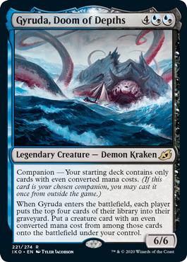 Gyruda, Doom of Depths