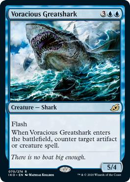 Voracious Greatshark