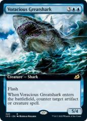Voracious Greatshark - Extended Art