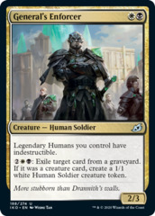 General's Enforcer - Foil