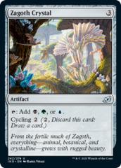 Zagoth Crystal - Foil