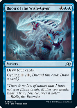 Boon of the Wish-Giver - Foil