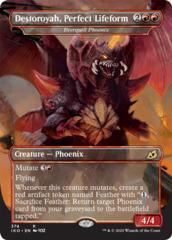 Destoroyah, Perfect Lifeform - Everquill Phoenix - Foil