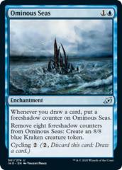 Ominous Seas - Foil