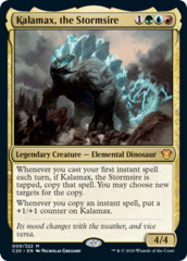 Kalamax, the Stormsire - Foil