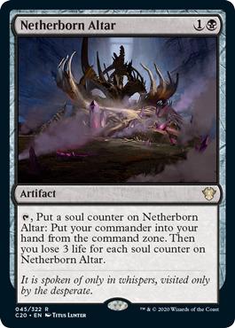 Netherborn Altar