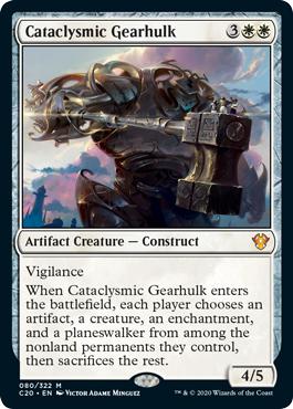 Cataclysmic Gearhulk