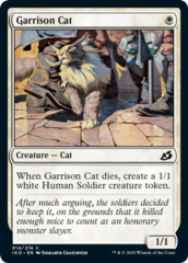 Garrison Cat