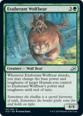 Exuberant Wolfbear