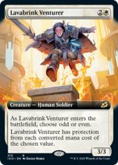 Lavabrink Venturer - Foil - Extended Art