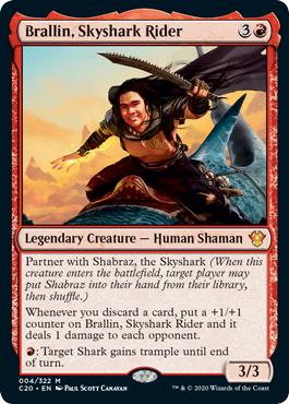 Brallin, Skyshark Rider - Collector Pack Exclusive