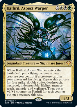 Kathril, Aspect Warper - Collector Pack Exclusive