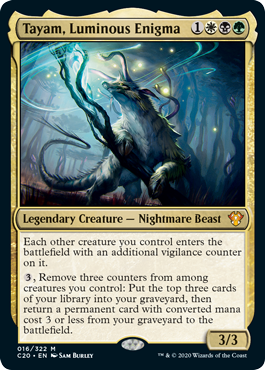 Tayam, Luminous Enigma - Collector Pack Exclusive
