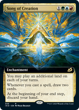 Song of Creation - Extended Art