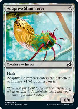 Adaptive Shimmerer - Foil