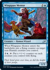 Wingspan Mentor - Foil