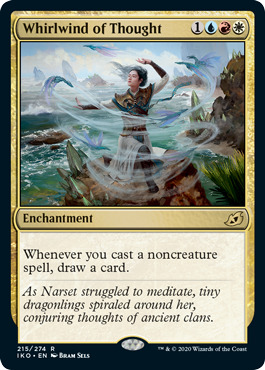 Whirlwind of Thought - Foil