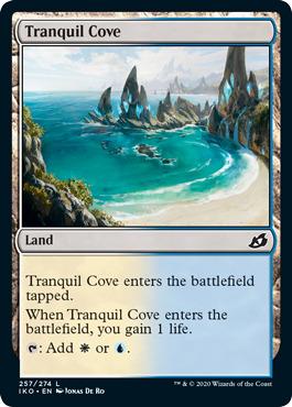 Tranquil Cove - Foil