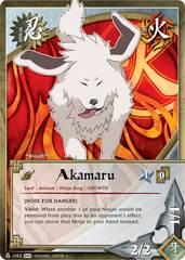 Akamaru - N-1052 - Common - Unlimited Edition
