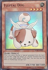 Fluffal Dog - FUEN-EN016 - Super Rare - Unlimited Edition