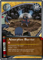 Absorption Barrier - J-889 -  - 1st Edition