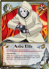 Anbu Elite - N-1290 -  - 1st Edition - Foil