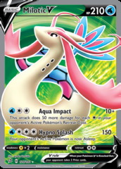 Milotic V - 179/192 - Full Art Ultra Rare