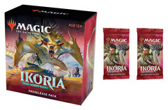 Ikoria: Lair of Behemoths Prerelease Pack + 2 Ikoria Prize Boosters