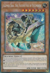 Gizmek Uka, the Festive Fox of Fecundity - ETCO-EN031 - Secret Rare - 1st Edition
