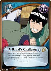 A Rival's Challenge - M-923 - Super Rare - Unlimited Edition - Foil