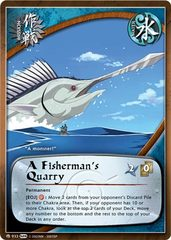 A Fisherman's Quarry - M-933 - Common - Unlimited Edition