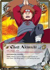 Choji Akimichi - N-1488 - Common - Unlimited Edition