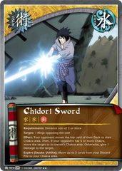 Chidori Sword - J-959 - Rare - Unlimited Edition - Foil