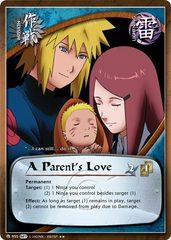 A Parent's Love - M-955 - Rare - Unlimited Edition - Foil