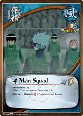 4 Man Squad - M-993 - Common - Unlimited Edition - Foil