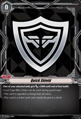 Quick Shield - V-TD11/TI01EN - TD