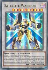 Satellite Warrior - LED6-EN023 - Ultra Rare - Unlimited Edition