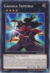 Gagaga Samurai - LED6-EN040 - Common - Unlimited Edition on Channel Fireball
