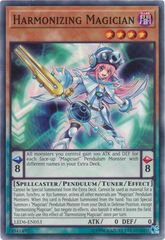 Harmonizing Magician - LED6-EN053 - Common - Unlimited Edition