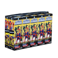 Justice League Unlimited Booster Brick