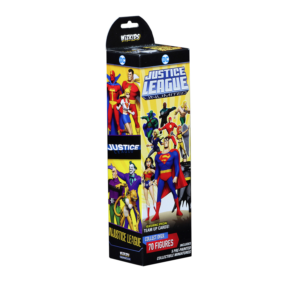 Justice League Unlimited Booster