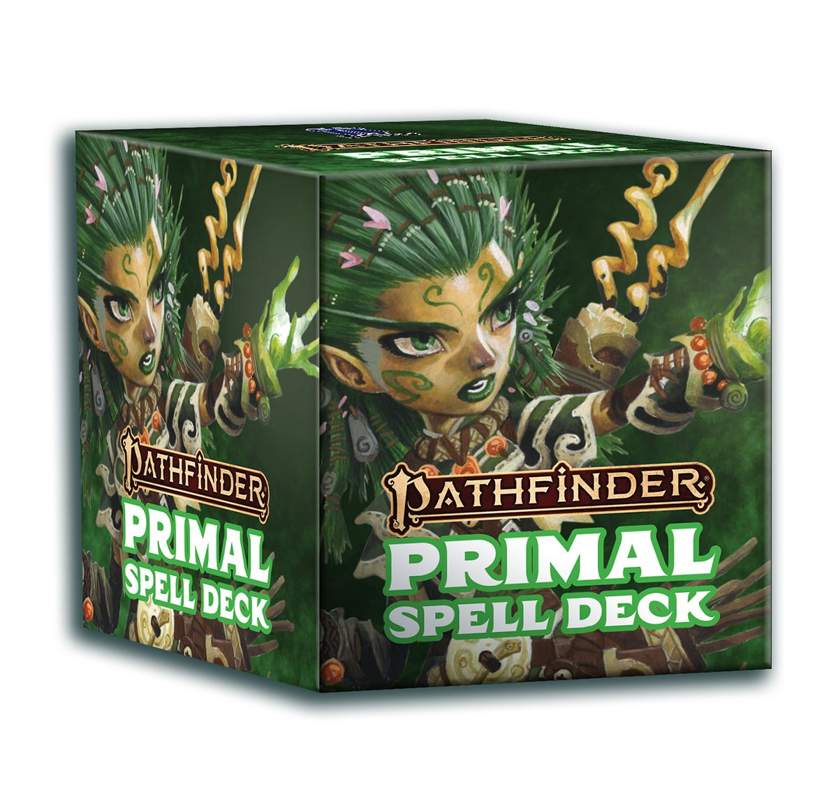 Pathfinder Second Edition Spell Cards: Primal