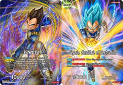 Vegeta // Vegeta, Candidate of Destruction - EX11-01 - EX - Foil