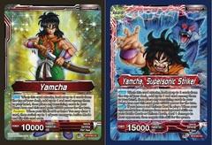 Yamcha // Yamcha, Supersonic Striker - BT10-001 - UC - Foil