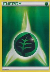 Grass Energy - 2013 Unnumbered - Reverse Holo on Channel Fireball